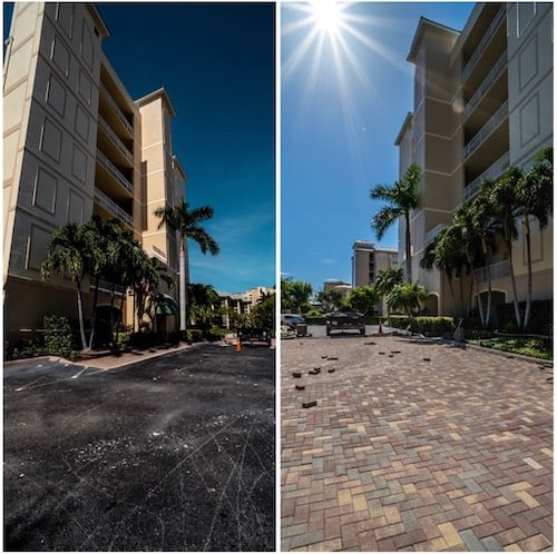 Commercial Paver Installers, HOA and Home Owner Associations