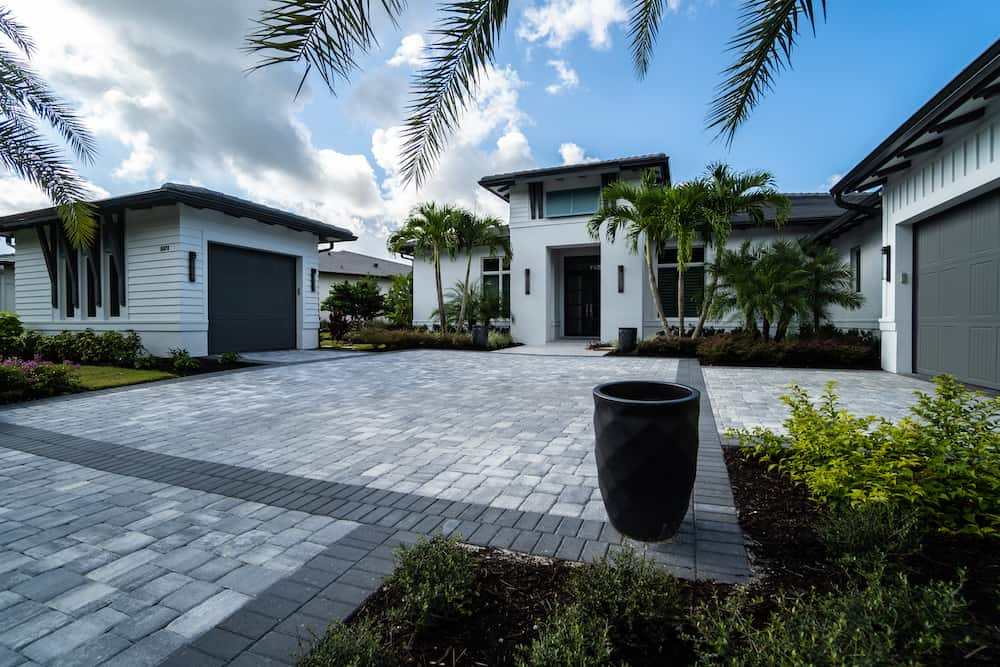 Outstanding Driveway Paver Installation