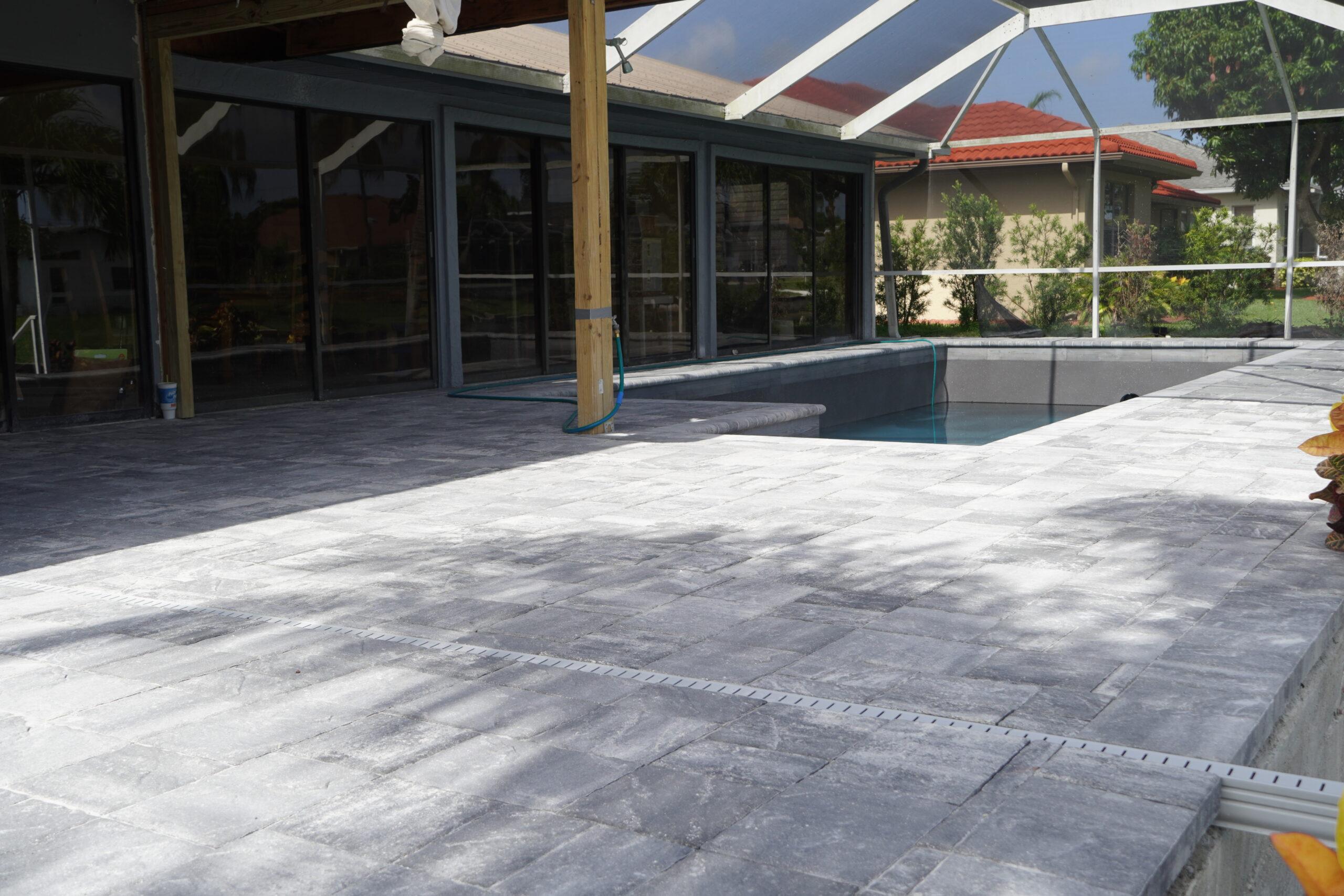 Bonita Paver Pool Decks B