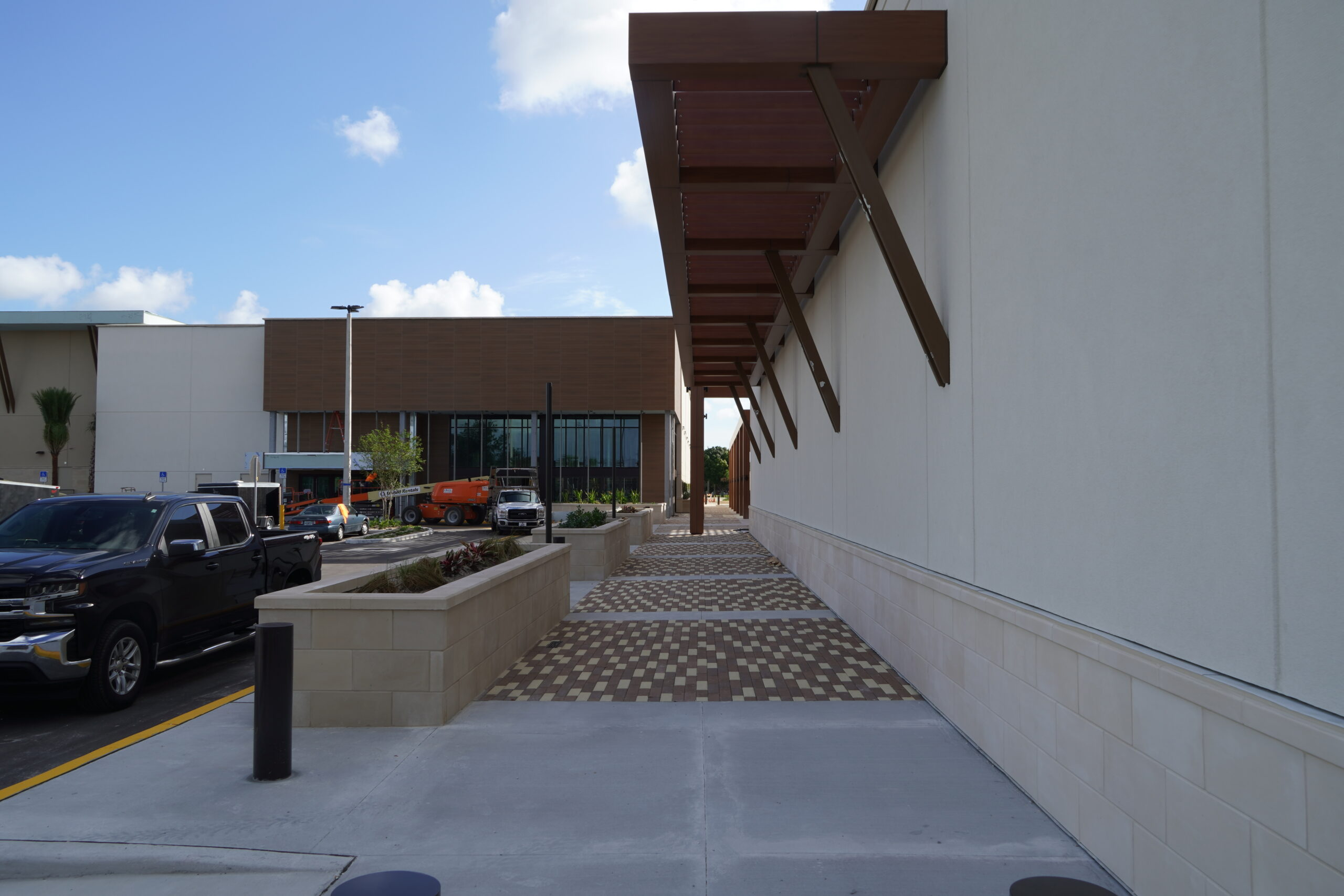 Coastland Center Commercial Pavers A