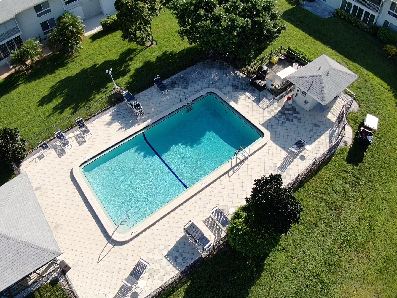 HOA Pool Resurface – Paver