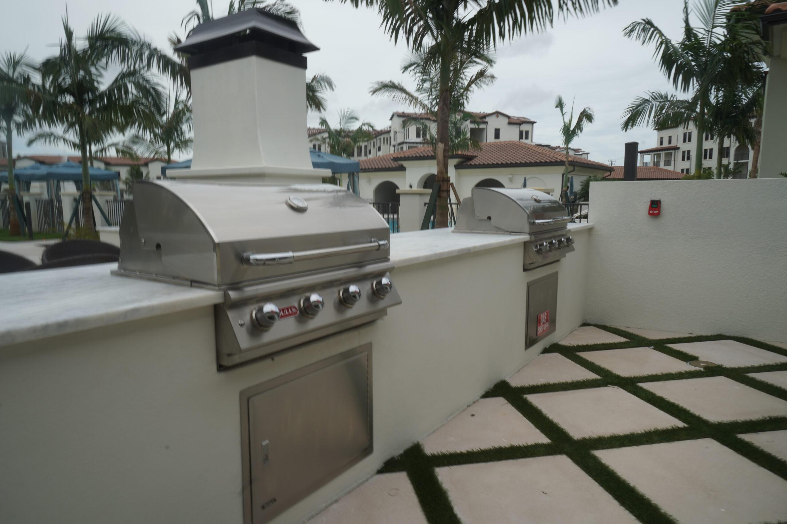 Largo Community Outdoor Kitchen