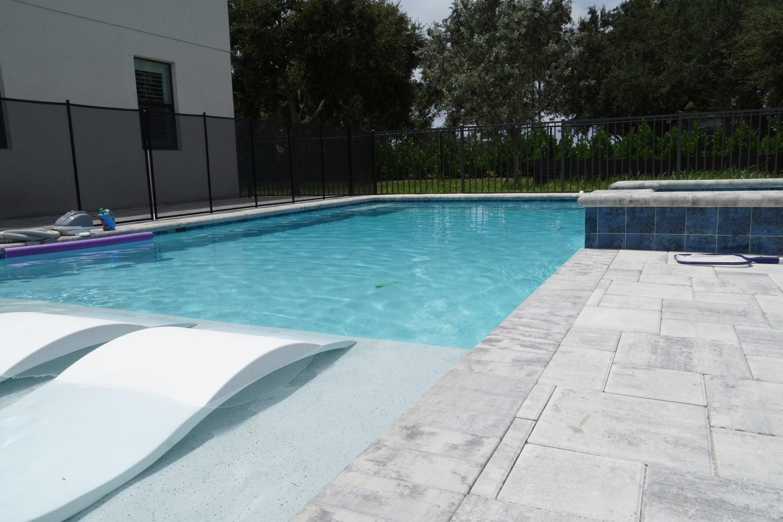 Naples FL Pool and Paver Installation C