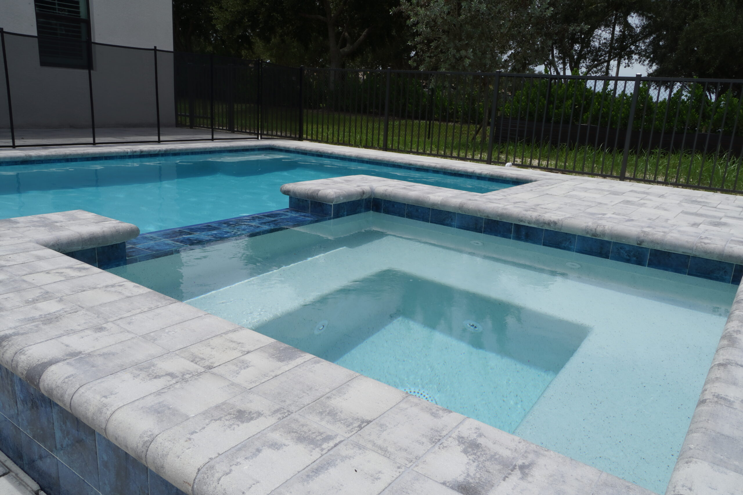 Naples Pool and Paver Installation C