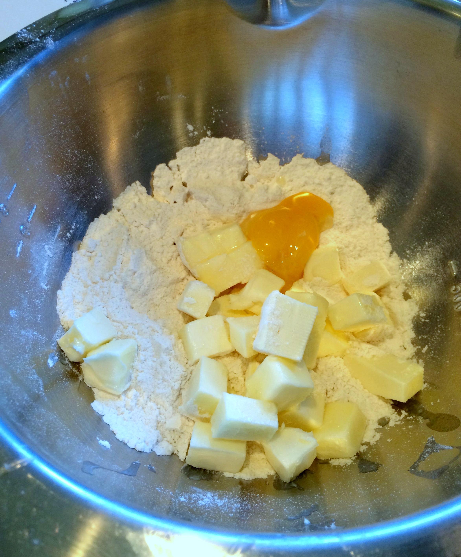 crust ingredients