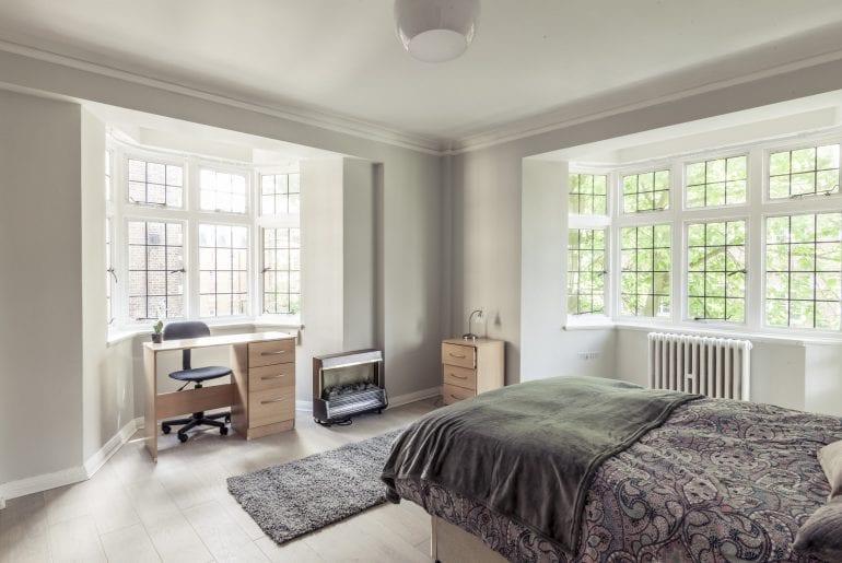 airbnb studio flat in bloomsbury london