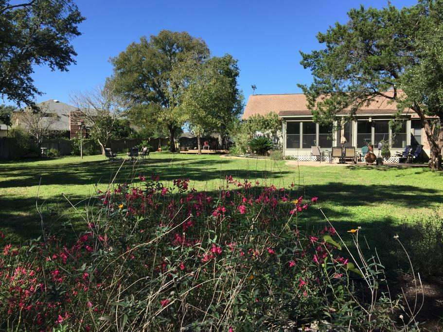 Airbnb Austin full house rural