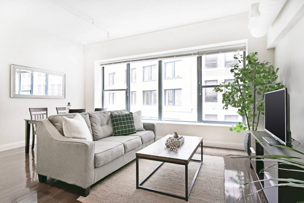 airbnb apartment in bostons financial district