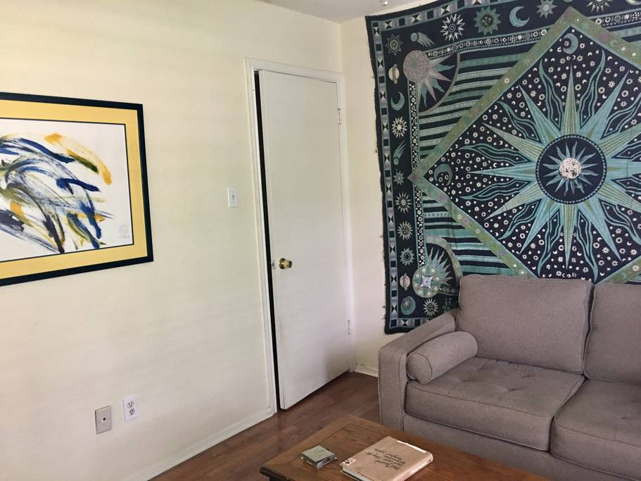 private airbnb home near downtown austin