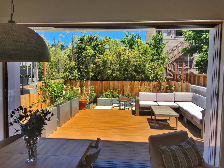 designer apartment airbnb san francisco