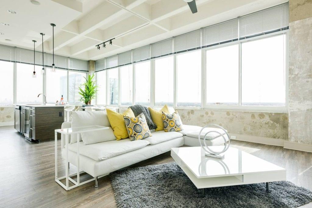 penthouse atlanta airbnb