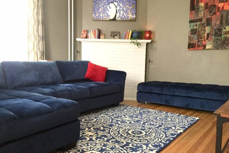 airbnb idyllic downtown ashville 1 bed