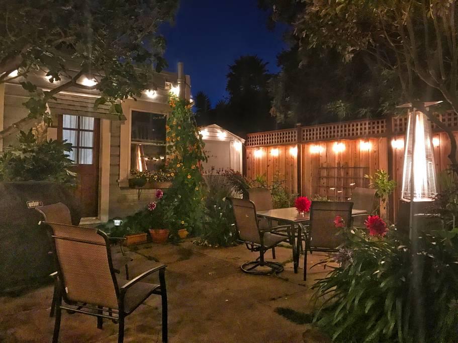 garden cottage airbnb san francisco