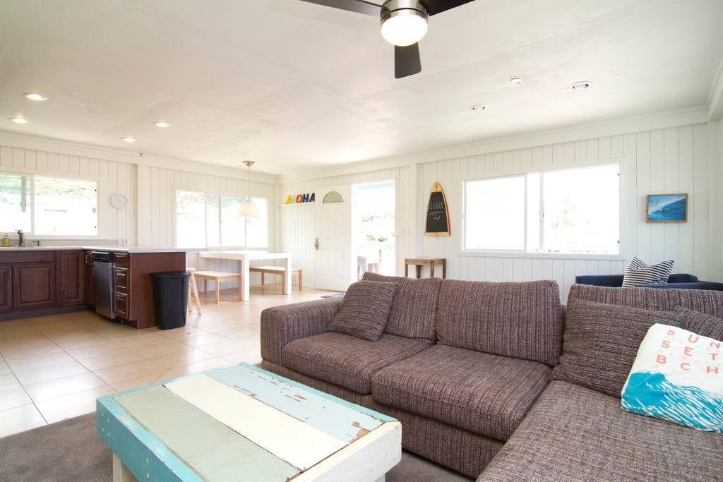 airbnb hawaii surf home