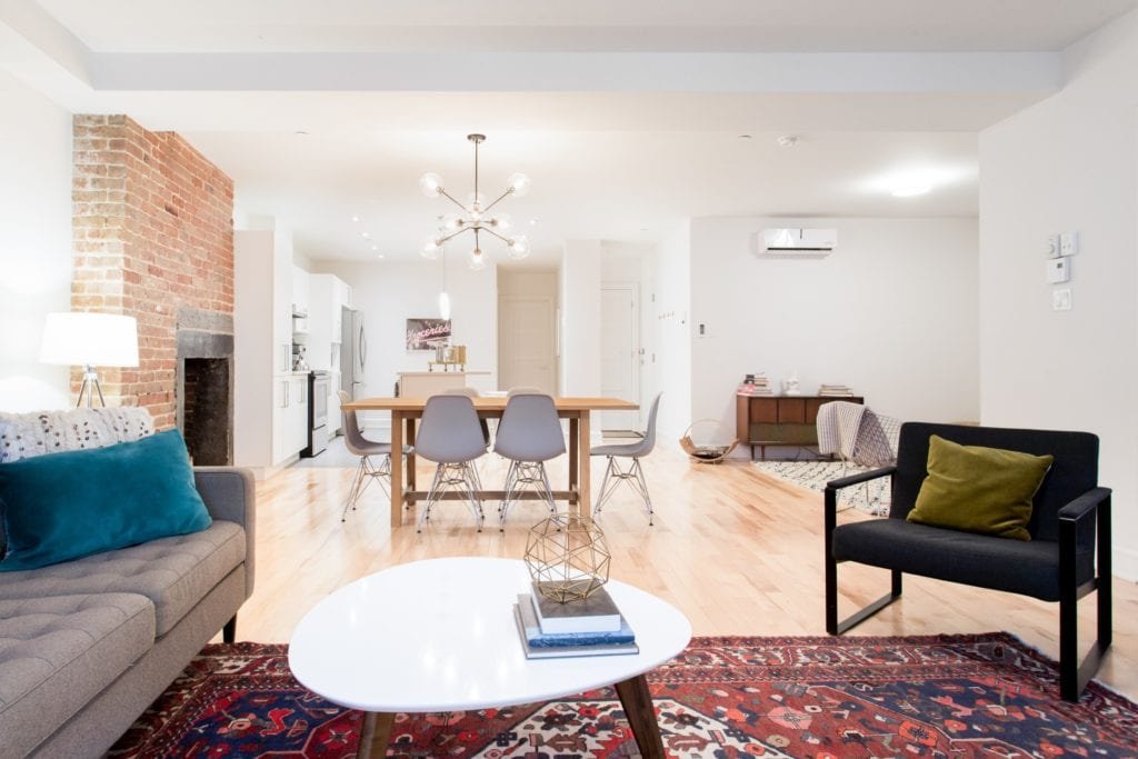 airbnb montreal modern condo
