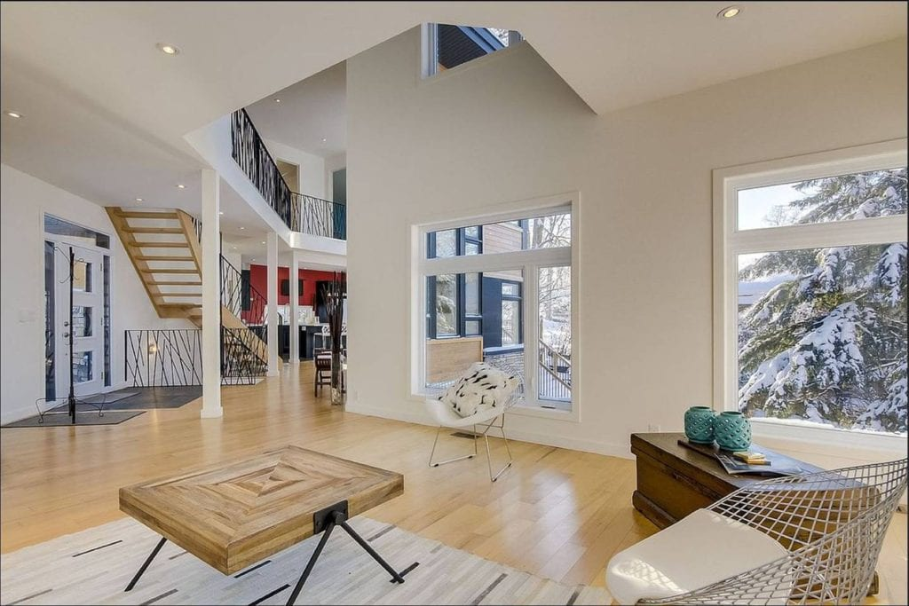 montreal airbnb designer waterfront mansion