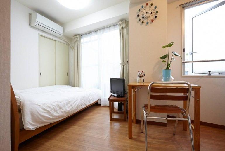 charming airbnb apartment near shinjuku tokyo