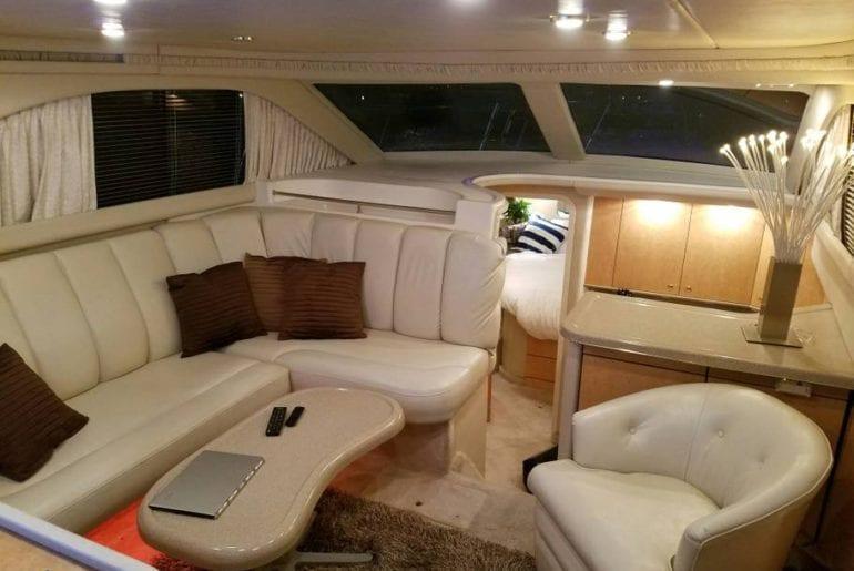yacht rental airbnb philadelphia