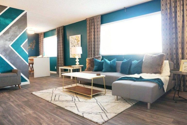 modern emerald airbnb apartment las vegas