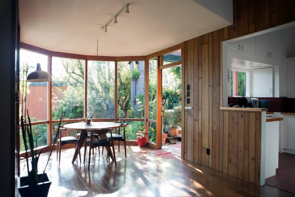 treehouse san francisco airbnb
