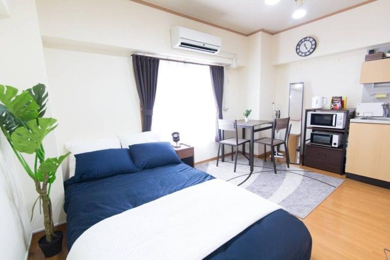 cozy airbnb apartment near shinjuku tokyo