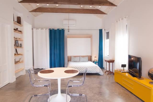 airbnb loft hideaway west asheville