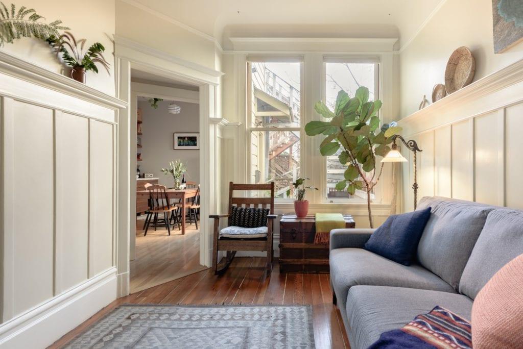 edwardian home san francisco airbnb