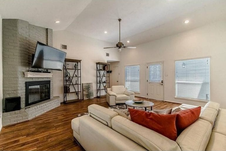 airbnb home near energy corridor Houston