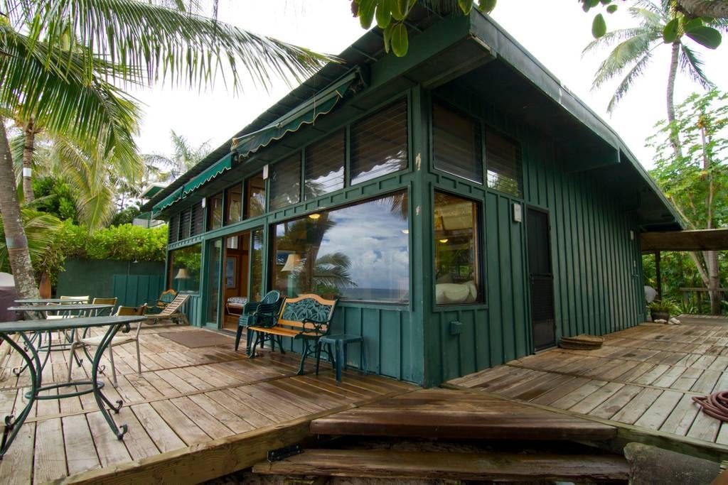 hawaii airbnb solar house