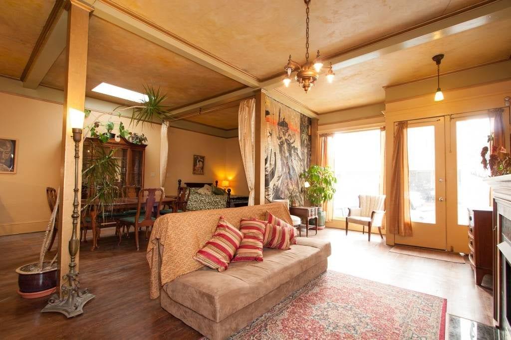 san francisco airbnb studio