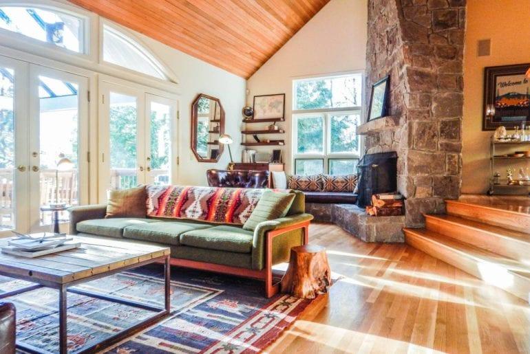 secluded retreat airbnb portland oregon
