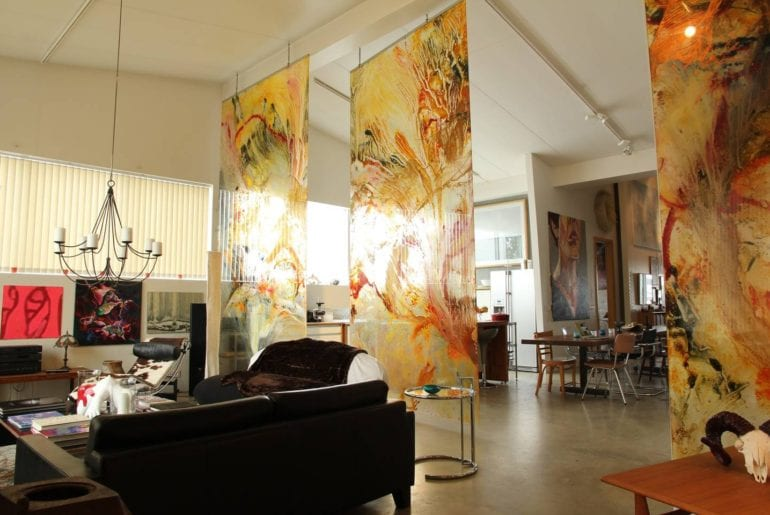 artist loft reykjavik airbnb