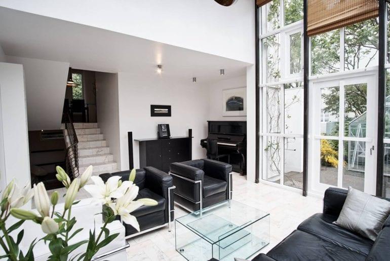 luxury townhome reykjavik airbnb