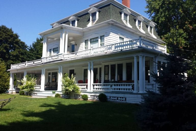 sealander house airbnb maine