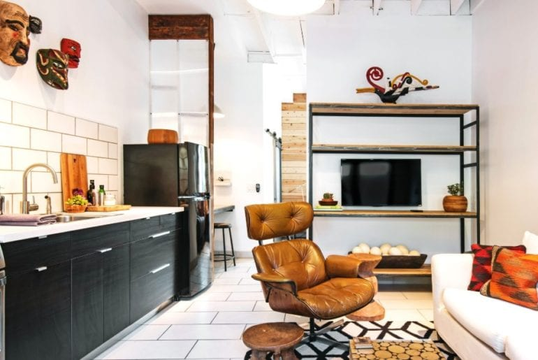 airbnb designer la loft close to downtown