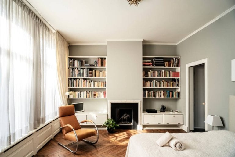 boutique airbnb apartment vondelpark amsterdam