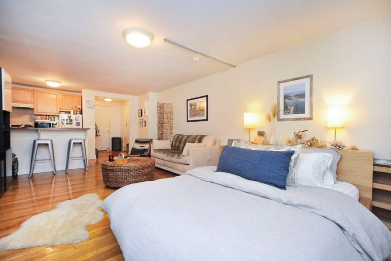 nyc studio near central park airbnb