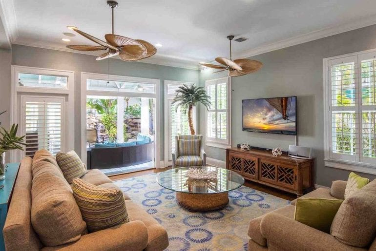 private luxury airbnb home key west florida