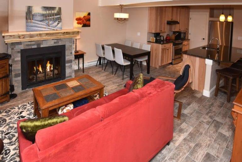 vail colorado loft airbnb