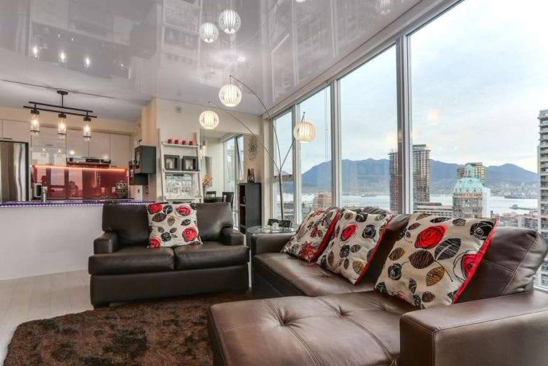 airbnb vancouver city condo