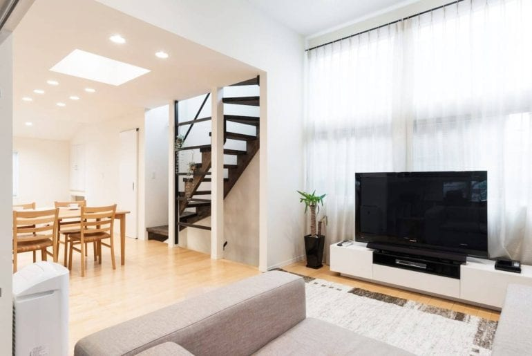 luxury airbnb home in shibuya tokyo
