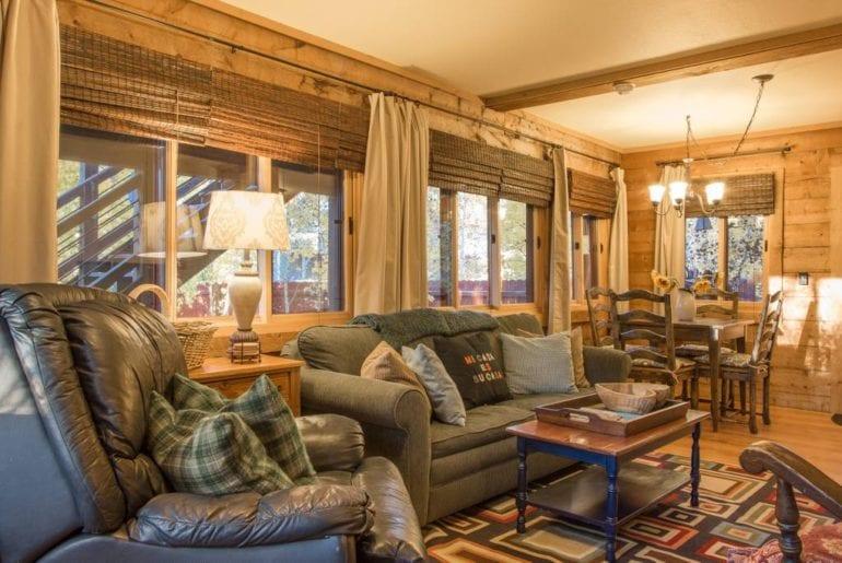 ski cabin colorado airbnb