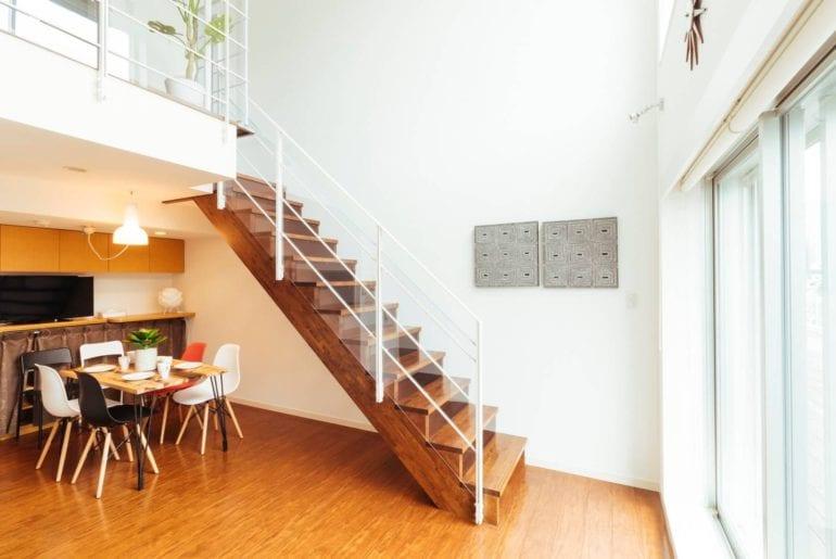 modern airbnb apartment tokyo center