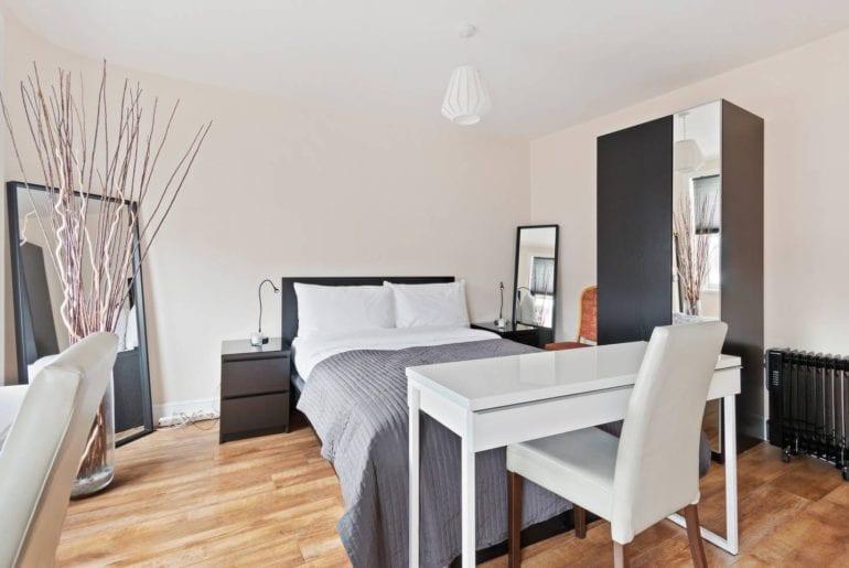 airbnb studio near camden market