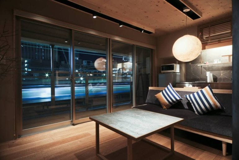 luxury airbnb apartment tokyo ginza