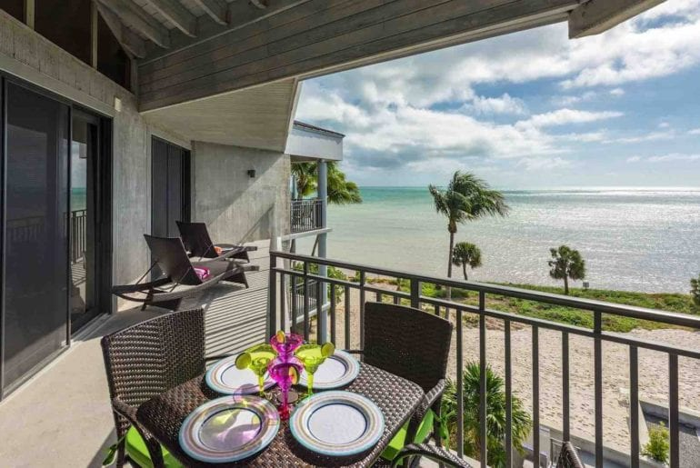 ocean view airbnb key west condo