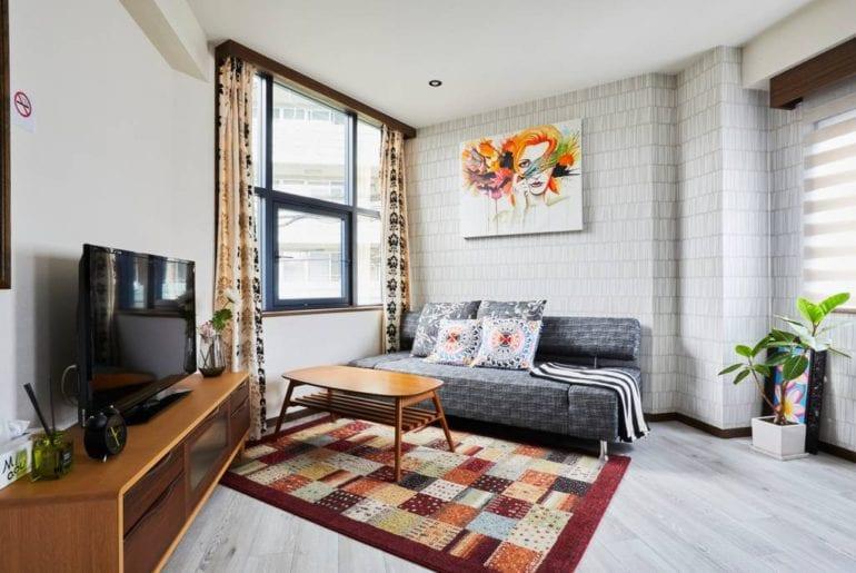 shinjyuku airbnb tokyo modern apartment