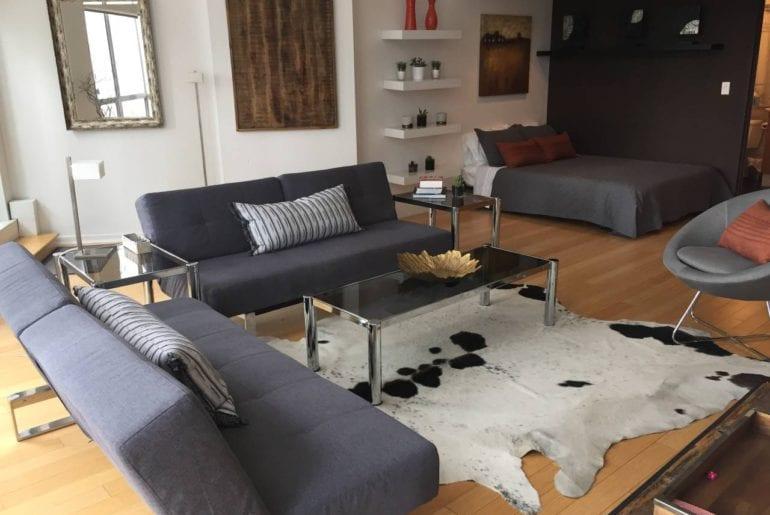 city loft west end vancouver airbnb