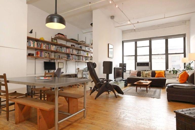 luxury williamsburg loft airbnb brooklyn