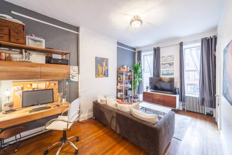 midtown east airbnb townhouse new york city